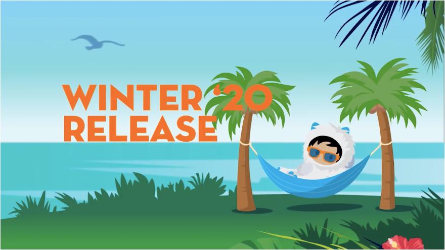 Winter '20 Release Youtube Videos Playlist