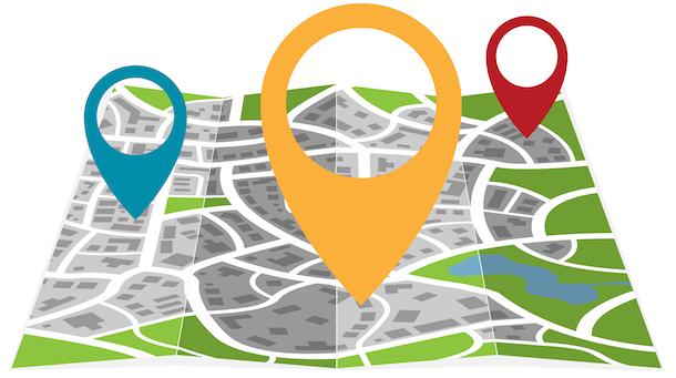 Salesforce Map Geolocation