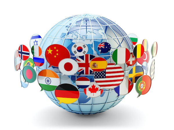Upload Data in Different Languages in Salesforce