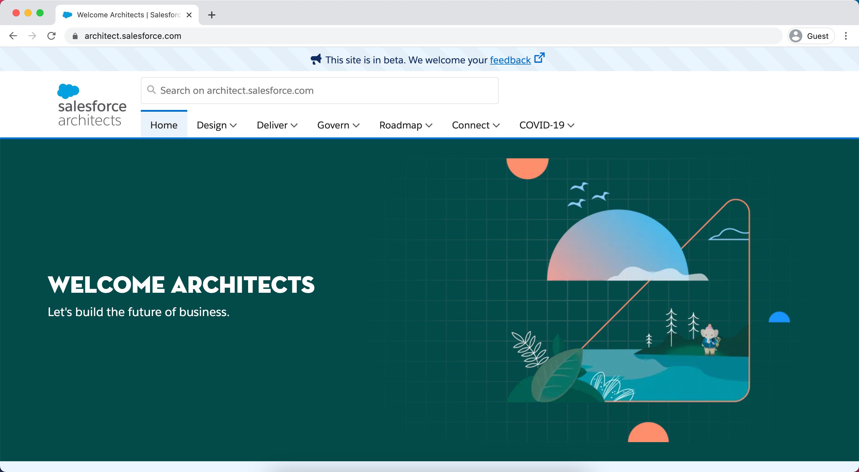 Salesforce Architect Site