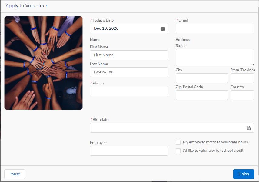 Multi-Column Screen in Salesforce Flows