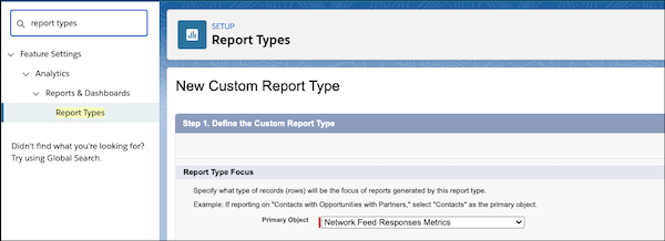 Build Reports on Question Response Time