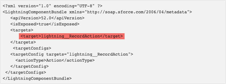 Create Quick Actions with Lightning Web Components