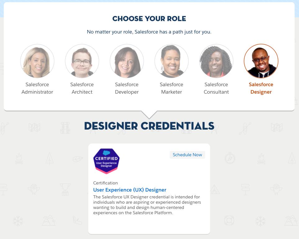 Salesforce UX Designer Certification
