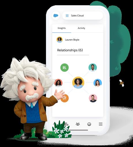 Salesforce Introduces Einstein Relationship Insights
