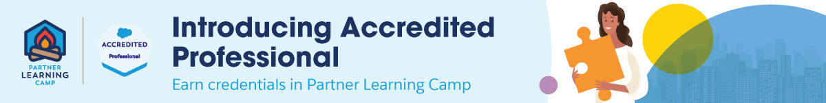 Salesforce Accredited Professional Programs