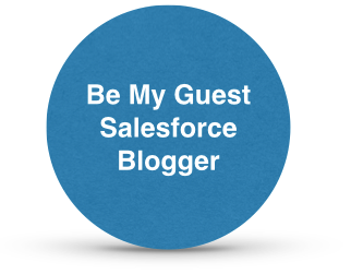 Be a Guest Salesforce Blogger