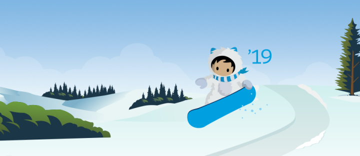 Salesforce Winter 19 Release Overview