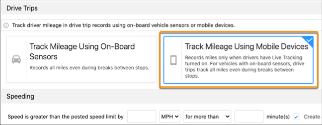 Track Work-Related Miles Using Mobile Devices