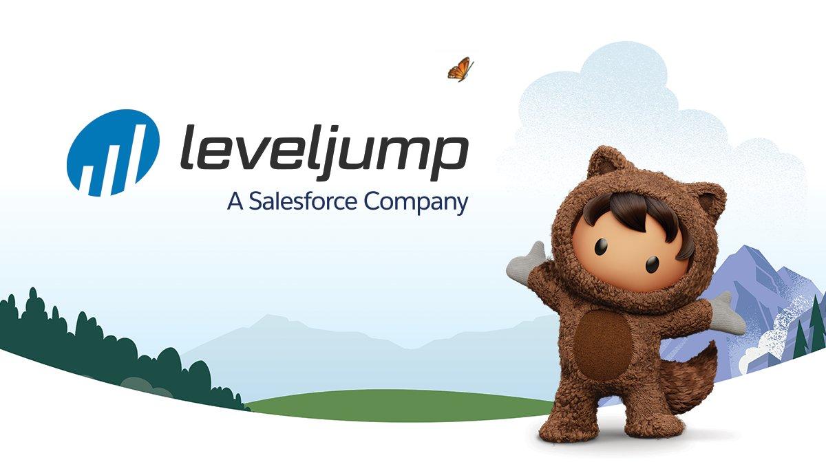 Salesforce Acquires Leveljump